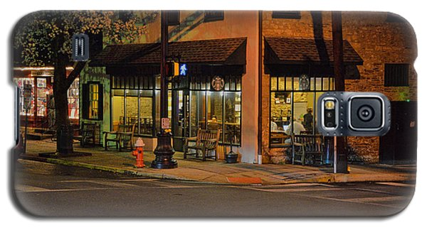 Newtown Nighthawks Galaxy S5 Case