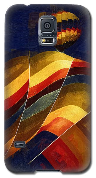 Next To Go Galaxy S5 Case by Kirt Tisdale