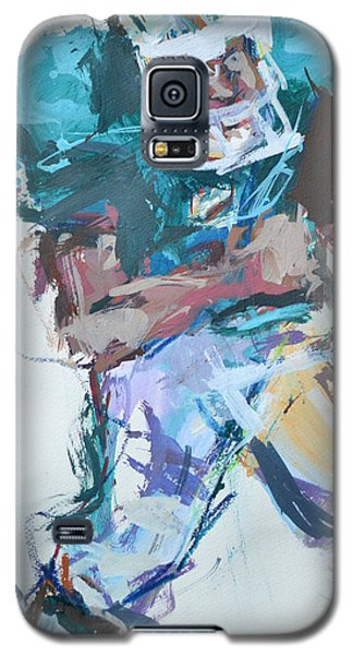 Nfl Football Painting Galaxy S5 Case