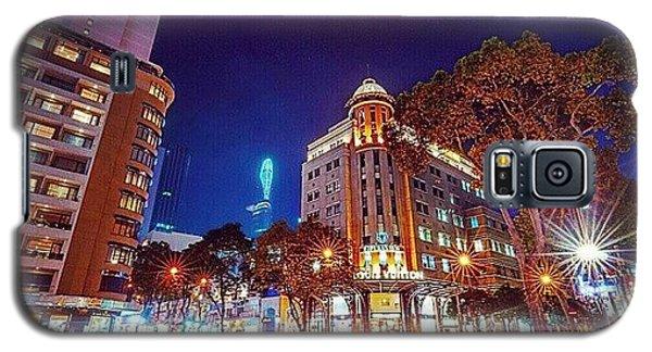 Sunny Galaxy S5 Case - Đồng Khởi Corner Le Loi Avenue, Ho by Sunny Merindo