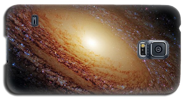Space Galaxy S5 Case - Ngc 2841 by Ricky Barnard