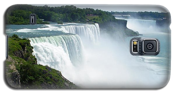 Niagara Falls Galaxy S5 Case by Aimee L Maher Photography and Art Visit ALMGallerydotcom