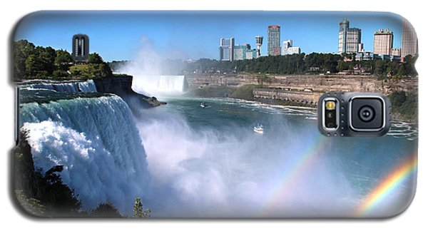 Niagara Falls Double Rainbow Galaxy S5 Case