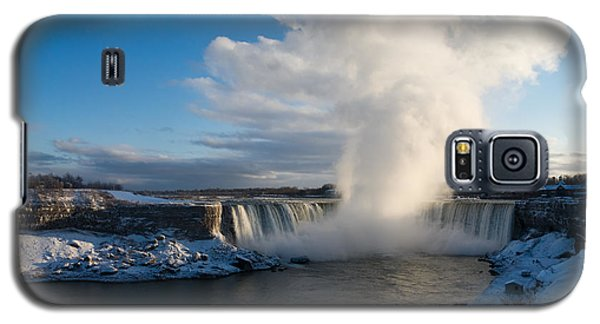 Niagara Falls Makes Its Own Weather Galaxy S5 Case