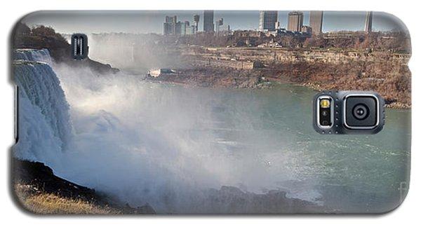 Niagara Falls Panorama Galaxy S5 Case