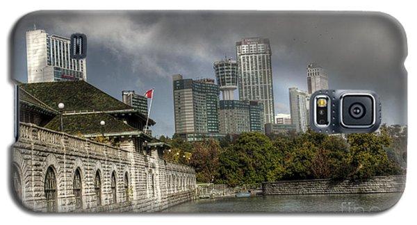 Niagara Falls Skyline Galaxy S5 Case
