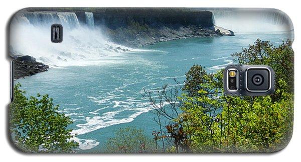 Niagara Falls - Springtime Galaxy S5 Case by Phil Banks