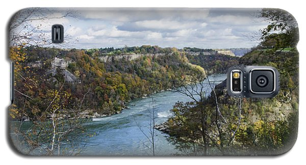 Galaxy S5 Case featuring the photograph Niagara River by JRP Photography