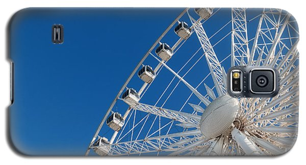 Galaxy S5 Case featuring the photograph Niagara Sky Wheel by Rob Amend