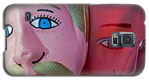 Nicaraguan Masks Galaxy S5 Case by Dennis Cox WorldViews