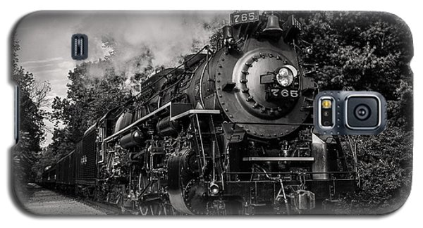 Nickel Plate Berkshire 765 Galaxy S5 Case