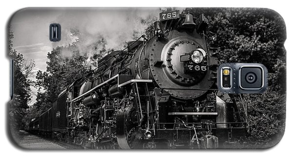 Nickel Plate Berkshire 765 Galaxy S5 Case