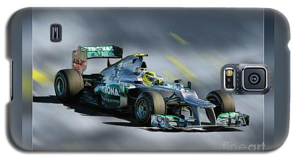 Nico Rosberg Mercedes Benz Galaxy S5 Case