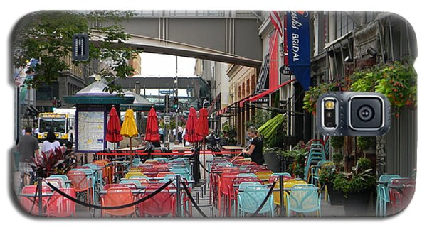 Nicollet Ave. Restaurant 1 Minneapolis Galaxy S5 Case by Mark Minier