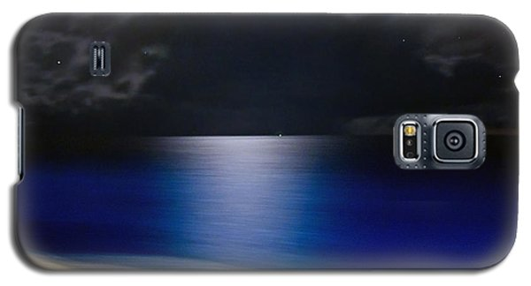 Night And Water Galaxy S5 Case