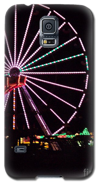 Night At The Fair Galaxy S5 Case by Megan Dirsa-DuBois