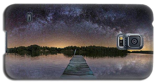 Night At The Lake  Galaxy S5 Case