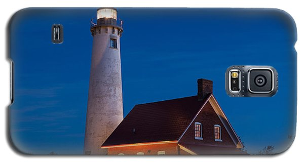 Night At The Lighthouse Galaxy S5 Case