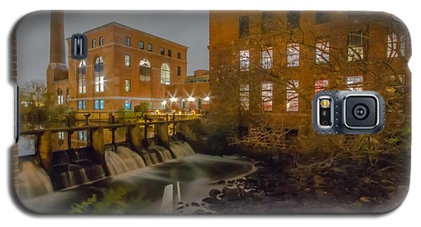 Night At The River Galaxy S5 Case
