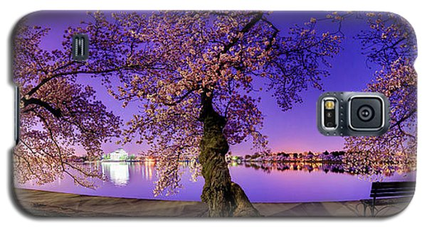 Night Blossoms 2014 Galaxy S5 Case