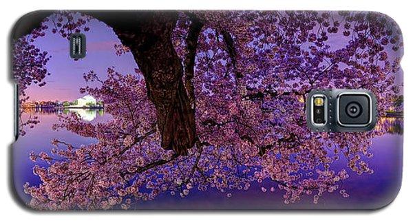 Night Blossoms Galaxy S5 Case