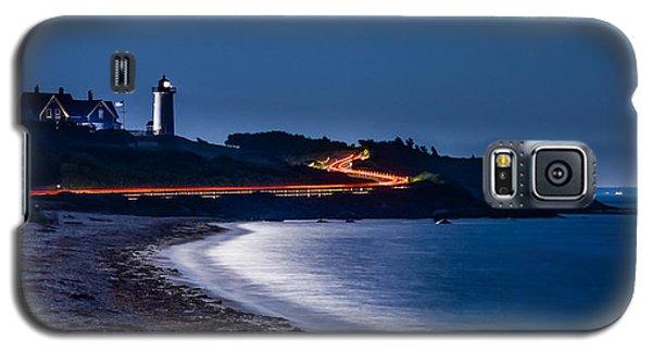 Night Drive To Nobska Galaxy S5 Case