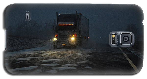 Night Driver Galaxy S5 Case