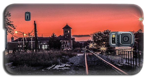 Night Falls Galaxy S5 Case by Ray Congrove