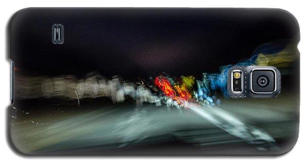 Night Flight Galaxy S5 Case