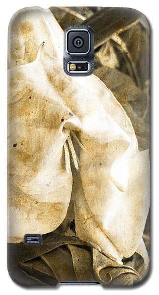 Night Flower Galaxy S5 Case