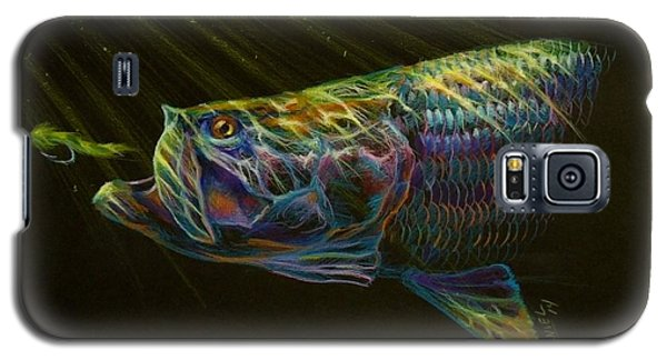 Night Fly Galaxy S5 Case