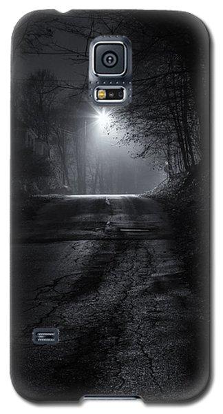 Night Fog Galaxy S5 Case