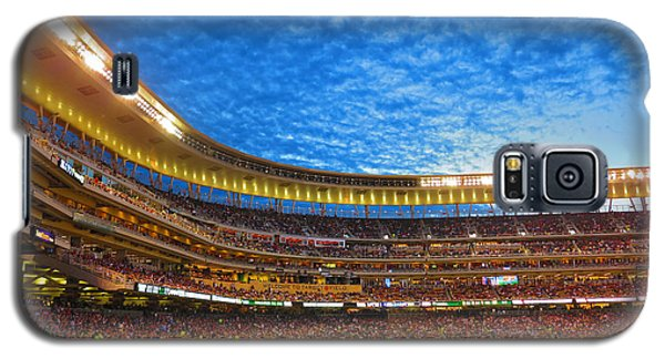 Night Game At Target Field Galaxy S5 Case