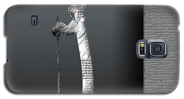 Night Guard Galaxy S5 Case by Asok Mukhopadhyay