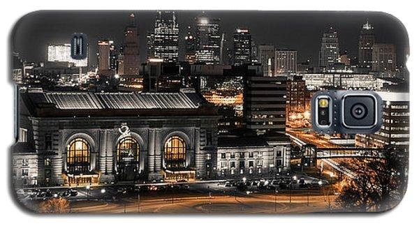 Night In The City Galaxy S5 Case