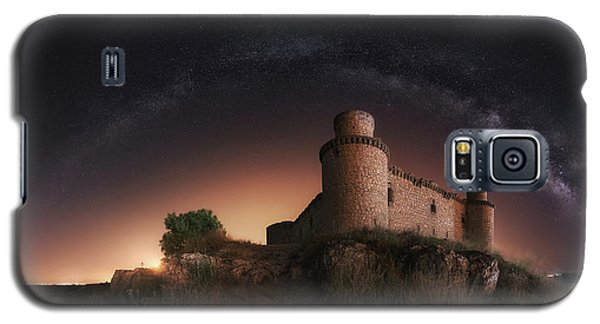 Castle Galaxy S5 Case - Night In The Old Castle by Iv?n Ferrero