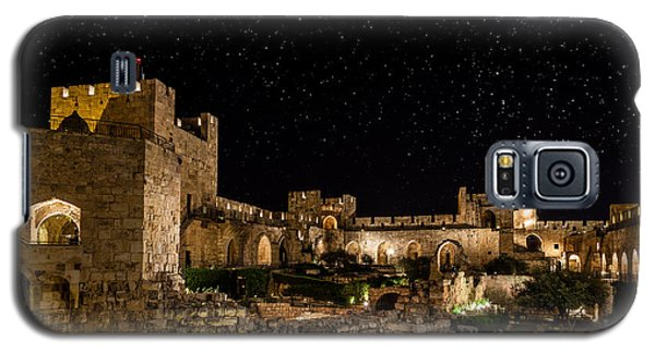Night In The Old City Galaxy S5 Case