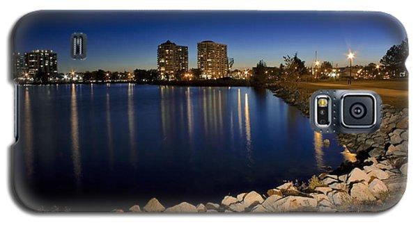Night Light In Barrie Galaxy S5 Case