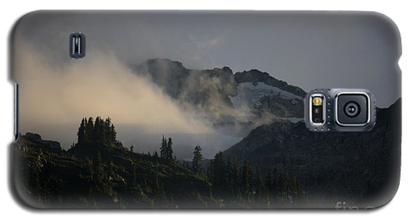 Night On Cougar Mountain Series IIi Galaxy S5 Case