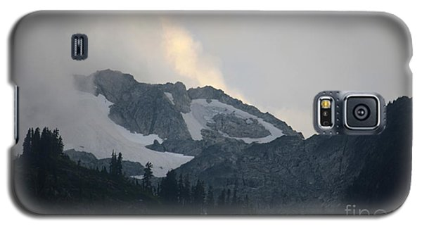 Night On Cougar Mountain Series Iv Galaxy S5 Case