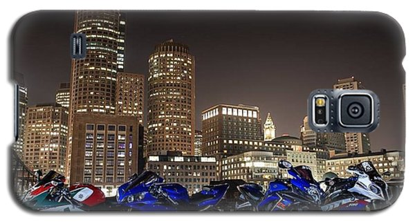 Night Out Galaxy S5 Case by Lawrence Christopher