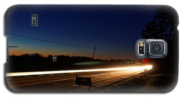 Night Passing Galaxy S5 Case