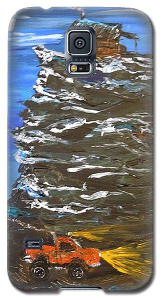 Night Shack Galaxy S5 Case