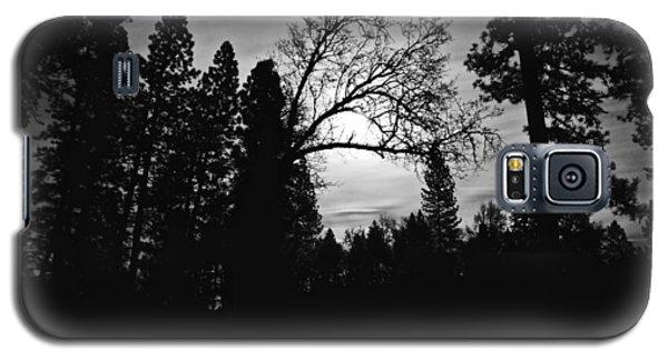 Night Shadows Galaxy S5 Case