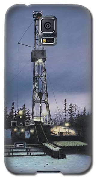 Night Shift Galaxy S5 Case