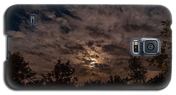 Night Sky - Autumn 1 Galaxy S5 Case