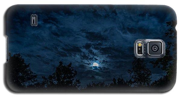 Night Sky - Autumn 2 Galaxy S5 Case