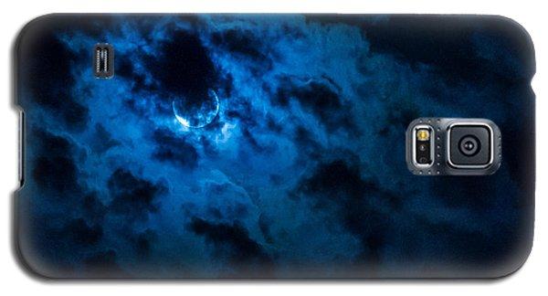 Night Sky - Autumn 4 Galaxy S5 Case