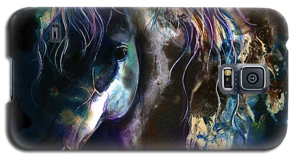 Night Stallion Galaxy S5 Case