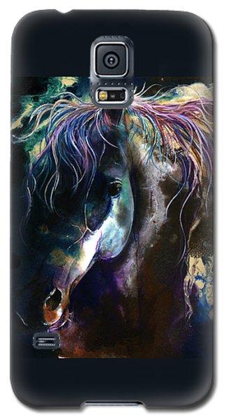 Night Stallion Galaxy S5 Case